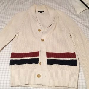 Banana republic cardigan size m